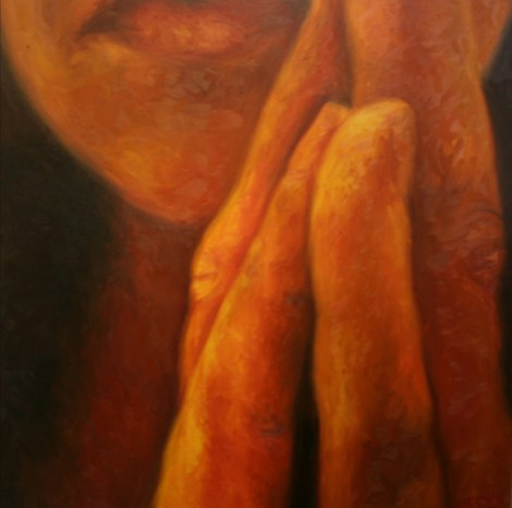 "TitleWish   MediumOil on Canvas   Size36"" x 36"""