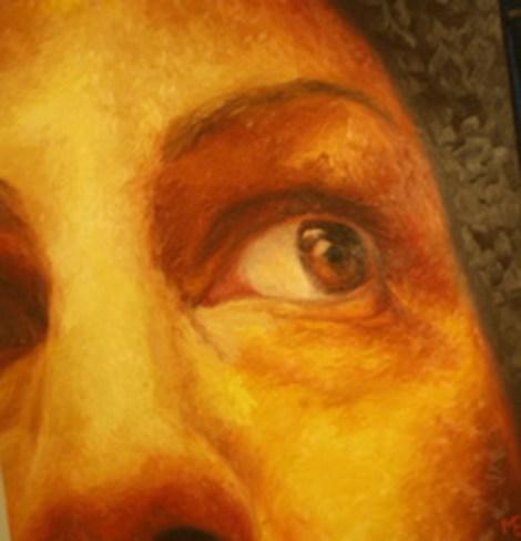 "TitleAnticipation   MediumOil on Canvas   Size36"" x 36"""