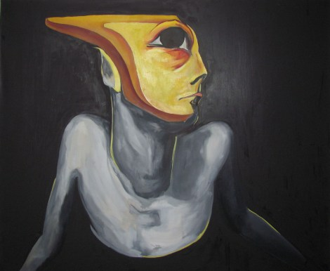 TitleUntitled   MediumOil on canvas   Size1,00 x1,20 m