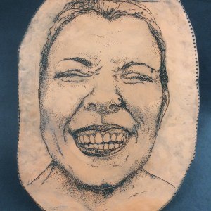 "Title Joy Medium Ceramic Size 13"" x 7"""