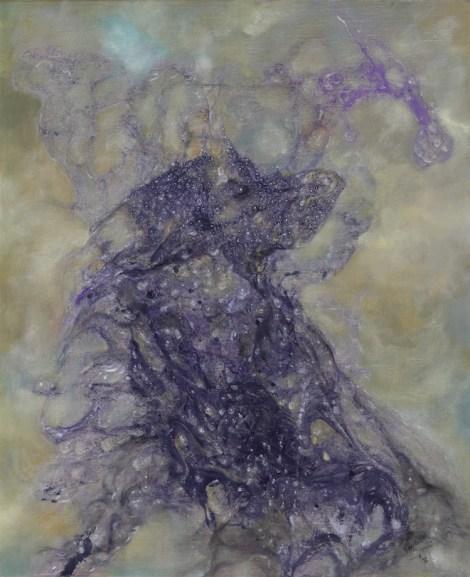 Title:Gaze Medium:Oil on Canvas Size:65x53cm