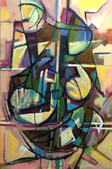 "Title:Every Last Drop Medium:Oil on Canvas Size:36"" x 24"""