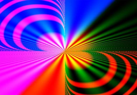 "Title:Spinner Medium:monoprint Size:16"" h x 21"" w"