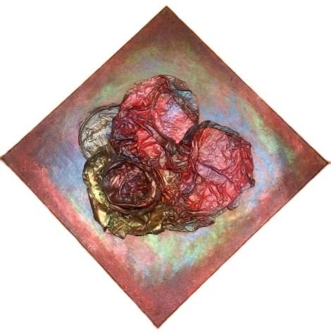 "Title:Hang Five Medium:PaletteArt Acrylic™ Size:20""x20"""