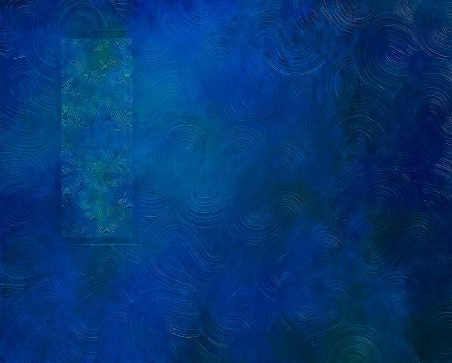 Title:Volume colour   空間色   No.1 Medium:Acrylic on Canvas Size:162.2 x 130.3cm