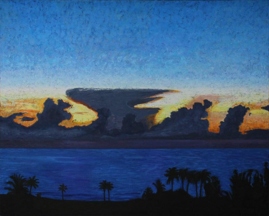 Title:Boca del Rio Medium:Oil Size:48 X 60 inches