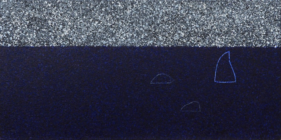 Title:Islands Medium:Acrylic Size:18 X 36 inches