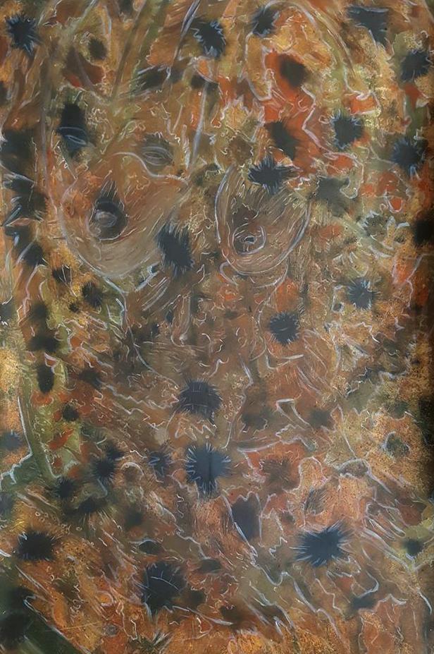Title:Overture Medium:oil Size:32 x 48