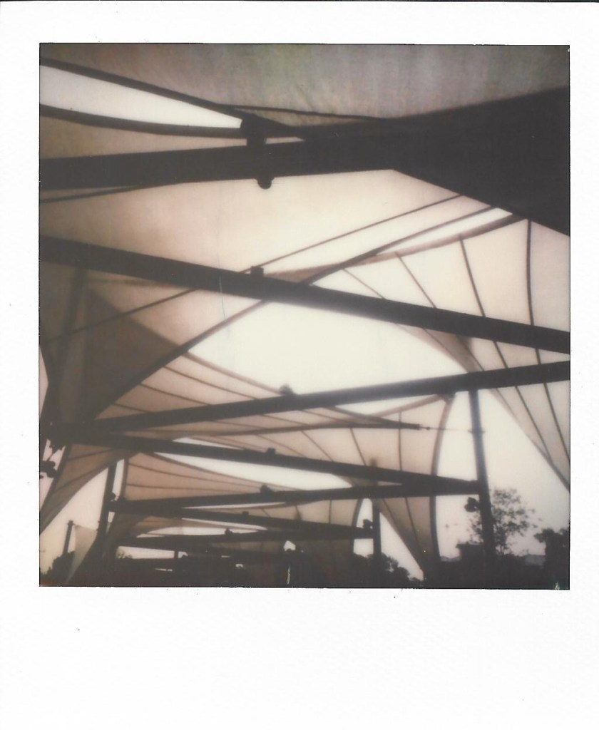 Title:The DoSeum Experiment 09 Medium:	Instant Film; Photography Size:	3.5 x 4 inches
