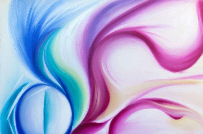 Title:Dance Medium:Oil on Canvas Size:24 x 36 inch
