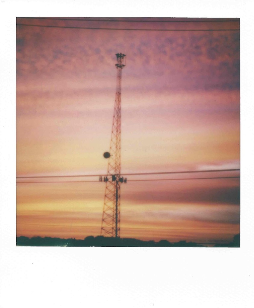 Title:Interstate 35 Highway: 021 Medium:	Instant Film Size:	3.5 x 4 inches