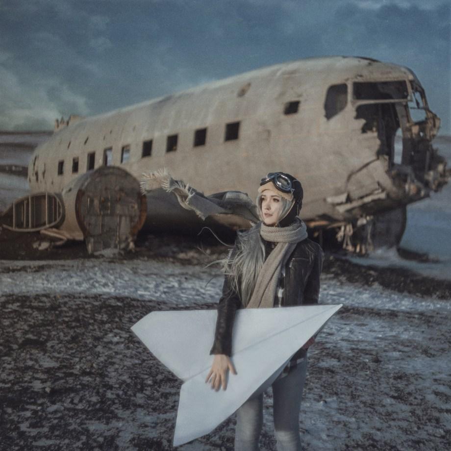 Anya Anti - Brooklyn, NY Last Flight Photography