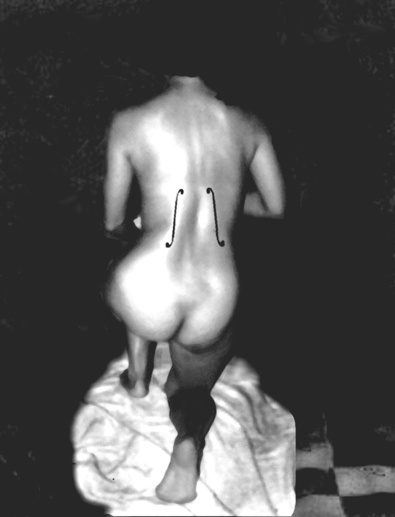 Title:Man-Ray Inspired K with Integral Sign Medium:Photography Size:17x13