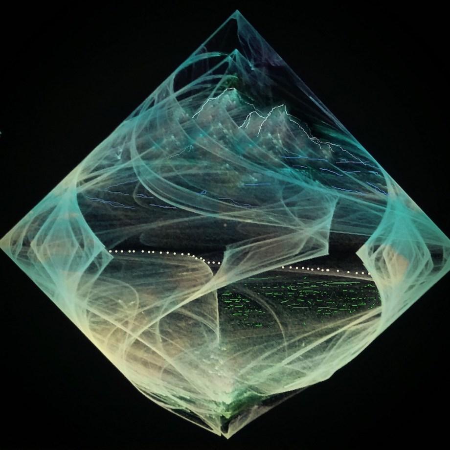 Title: Thinning Of The Veil Medium: Digital Size: 12 x 10.625