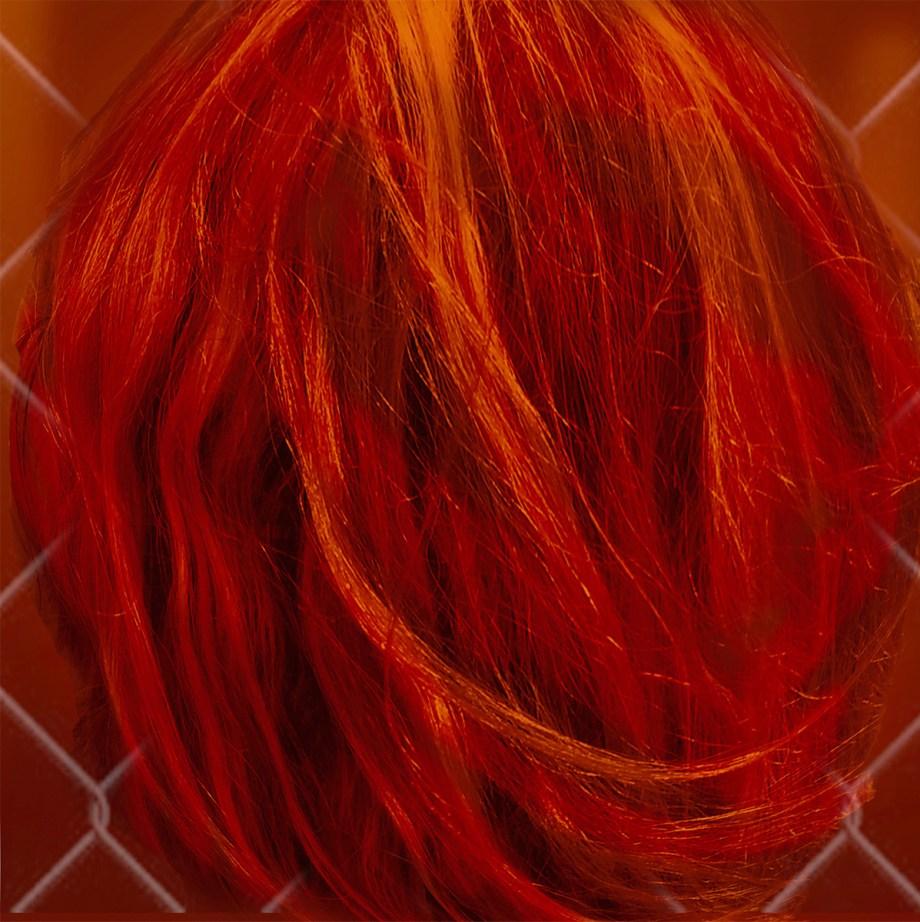 Title:The Red Head Medium:Digital Print Size:11 X 14