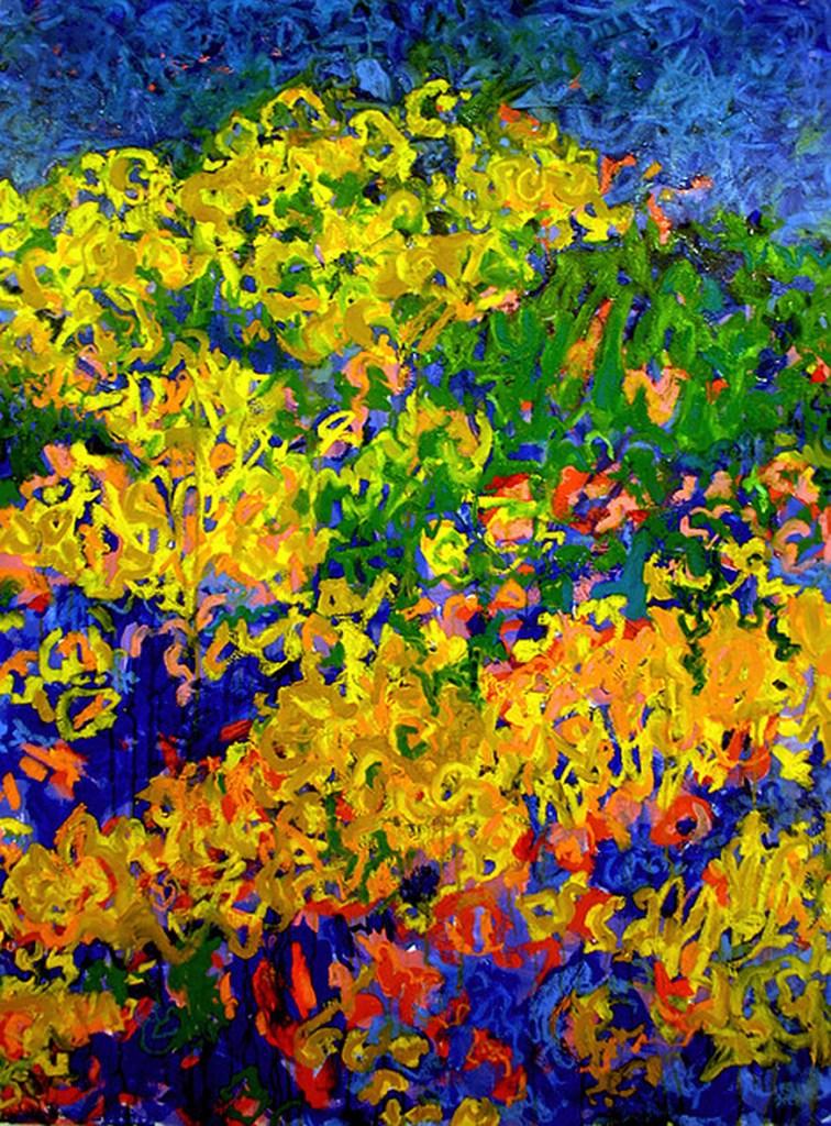 "Title:Echo Bay pl. Medium:oil on canvas Size:48"" X 36"""