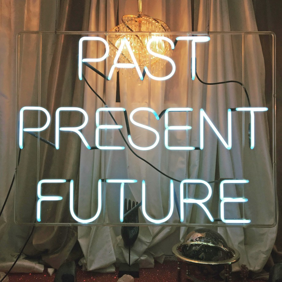 "Title Past Present Future: An Existential Crisis Medium Photography Size 10"" x 10"""