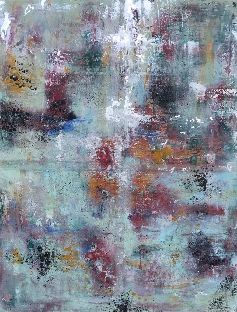 Title C2#12 Medium Acrylic on canvas Size 80x100cm