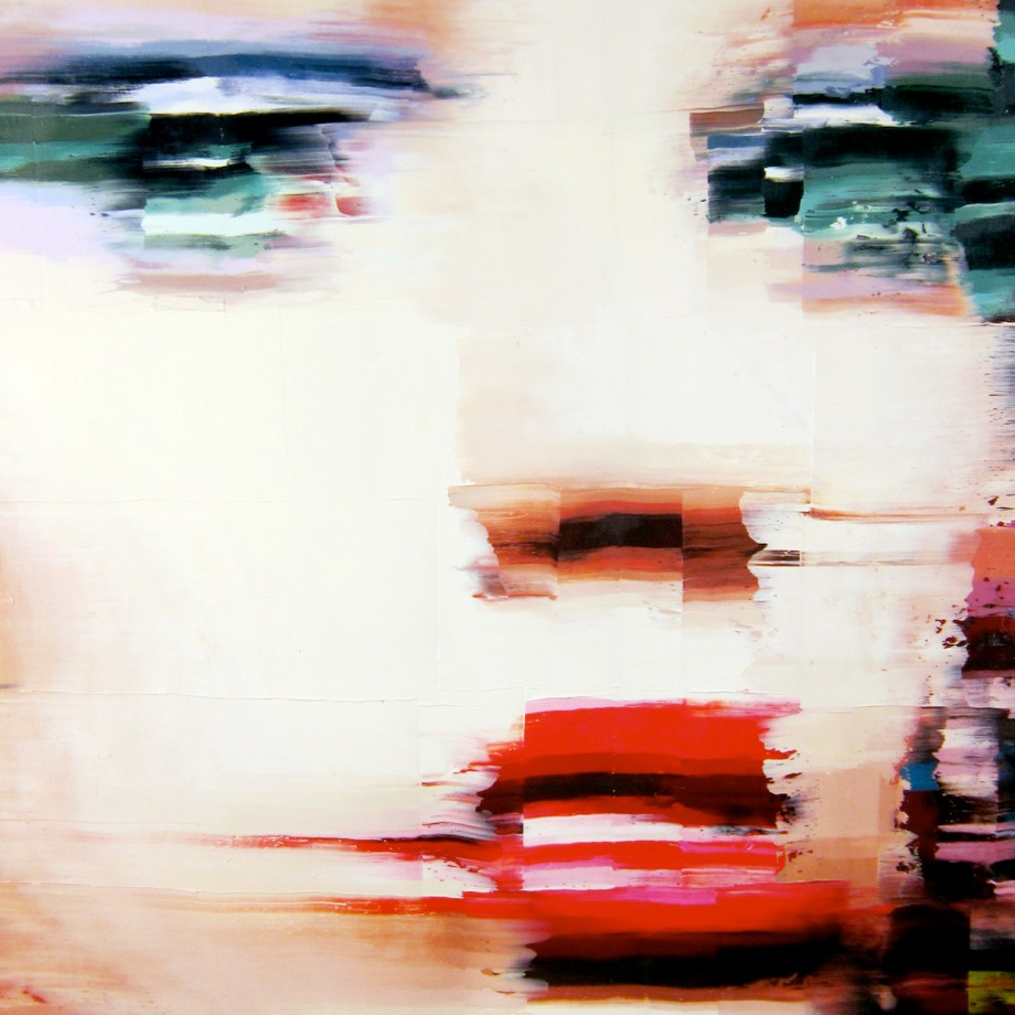 Title Goddess #3 Medium Oil on canvas Size 19 x 21