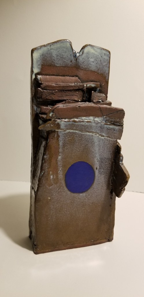 Shrine to the Blue Suns Medium Hand Built Ceramics Size 1960 x 4032