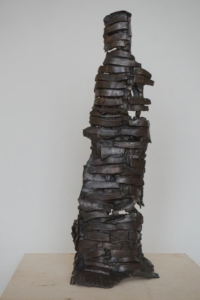 Sail | bronze | 79 (h)x30x24 cm