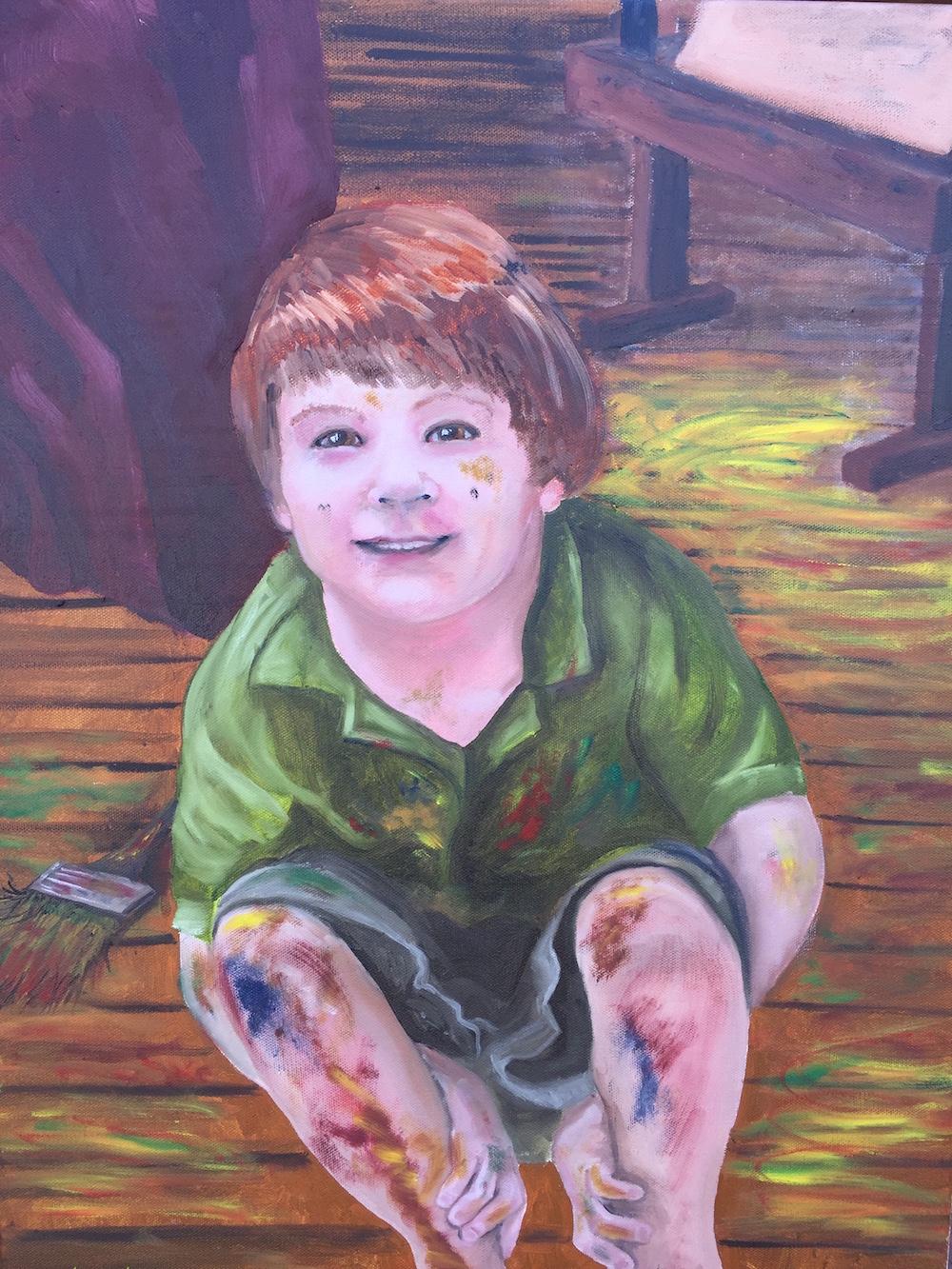 Crista Bromley – Q1 Art Competition – Artist Portfolio Magazine