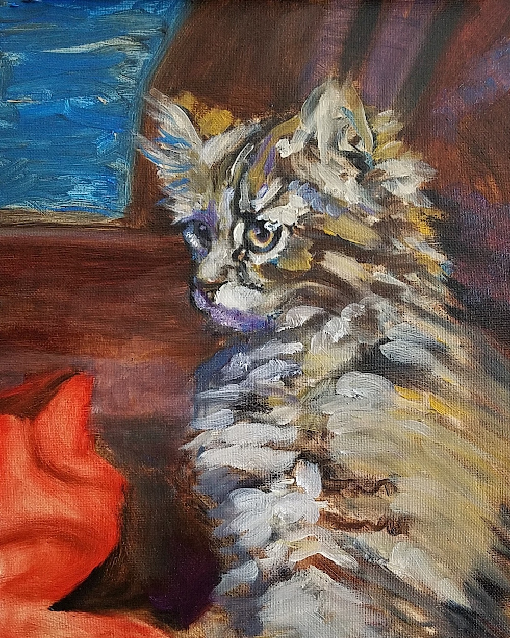 Rone Del Galeone – Q1 Art Competition – Artist Portfolio Magazine