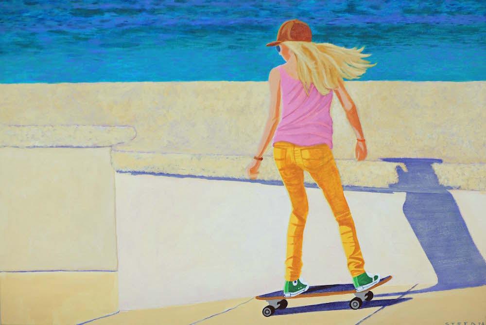 Keith Stefan – Q1 Art Competition – Artist Portfolio Magazine