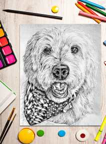goldendoodle_8x10_oncrafttable