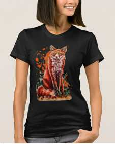 drawing_of_red_fox_animal_art_and_orange_paint_t_shirt-rf8acb3d477a44ea29430b8ed78814dc4_k2gl9_1024