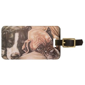 http://www.zazzle.com/black_and_brown_drawing_of_cute_pet_portrait_dogs_luggage_tag-256579806527865157