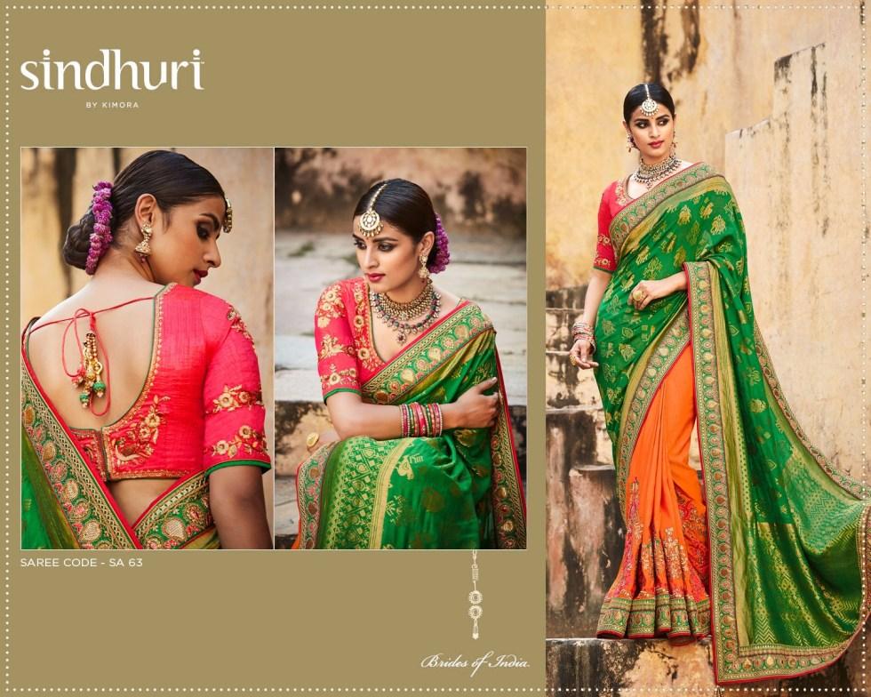 Kimora Sindhuri v5 Designer Sarees 63