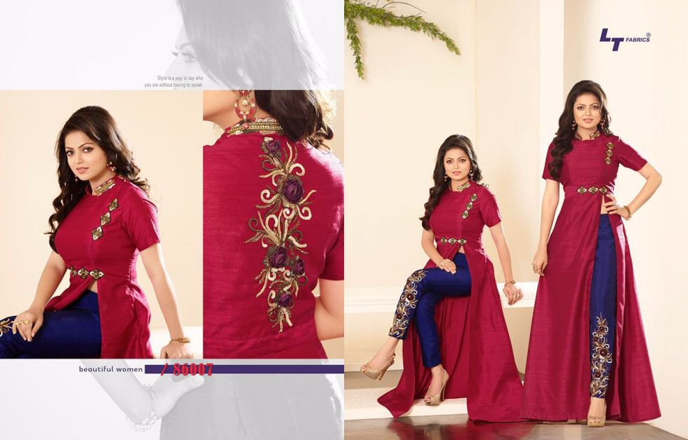 LT Original Salwar Suits Design 86007