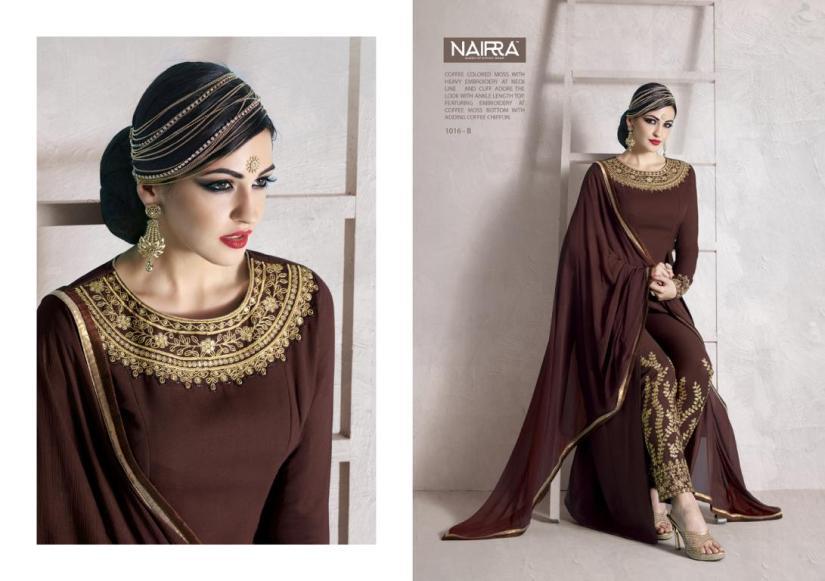 Nairra Esthetics Bridal Salwar Kameez