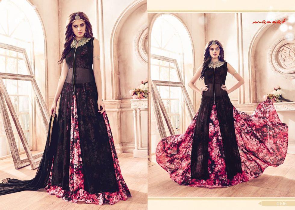 Mannat Indo Western Designer Suits