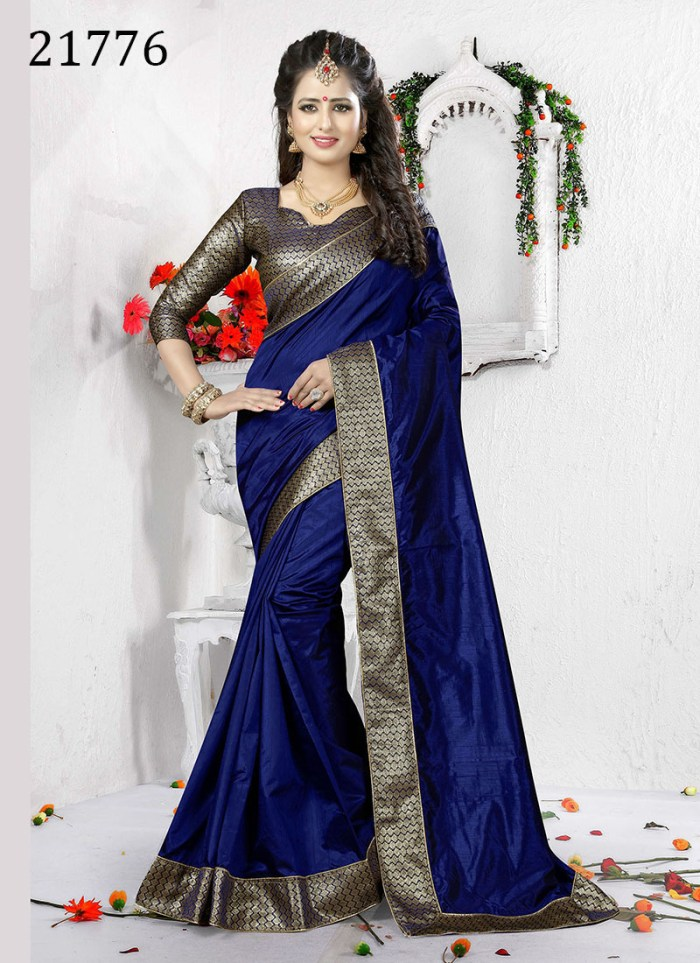 Art Silk Saree Riana 21776 | Occassional Wear for Ladies