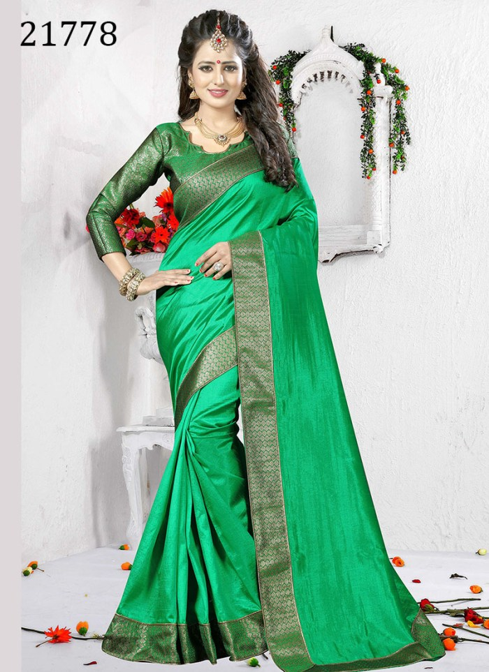 Art Silk Saree Riana 21778 | Occassional Wear for Ladies