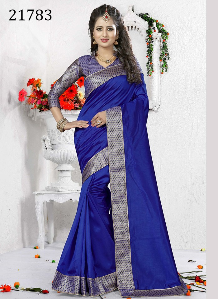 Art Silk Saree Riana 21783   Occassional Wear for Ladies