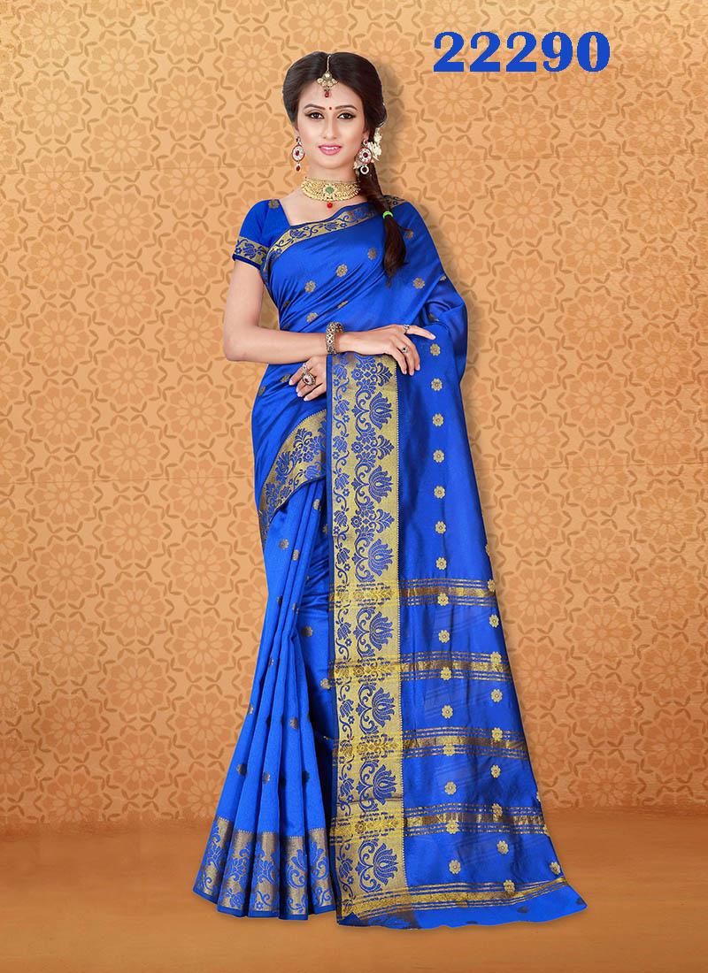 Kanjivaram Sarees Chennai Express v7 22290   Bride Special