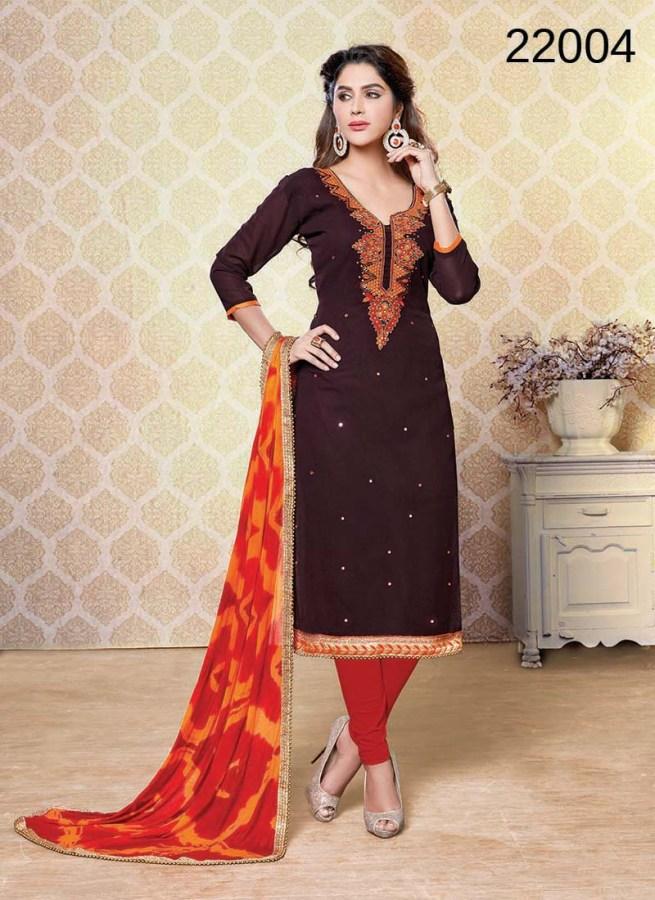 Shara Dress Material 22004