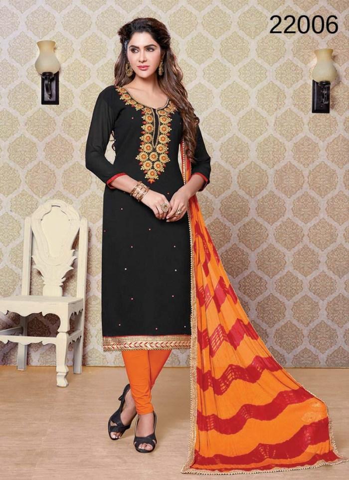 Shara Dress Material 22006