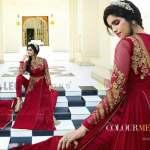 AAfreen Long Indo Western Salwar Kameez 10001 Cover