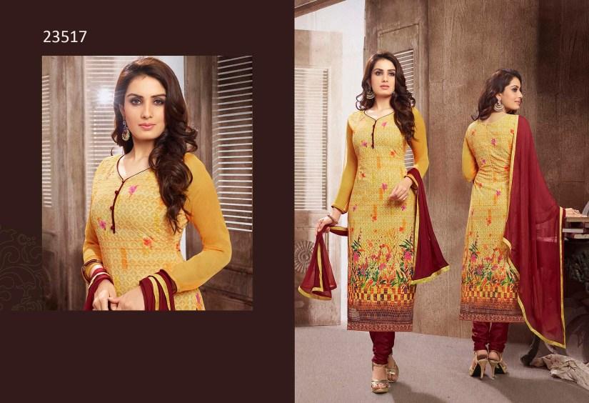 Daily Wear Suits Elakshi
