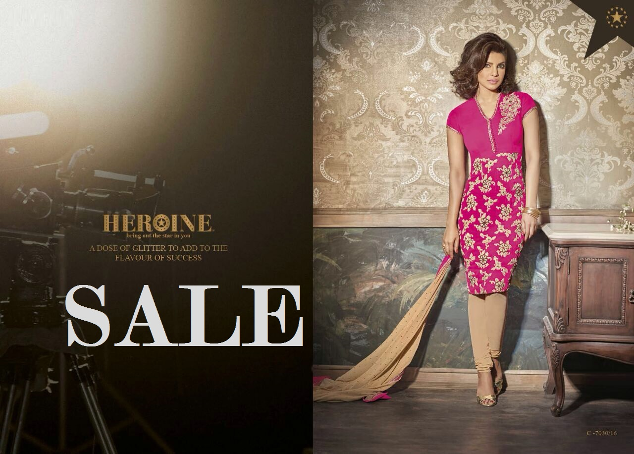 Shop Priyanka Chopra featured in Heroine Suits Online