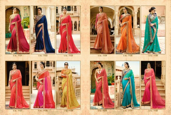Royal Designer Sarees