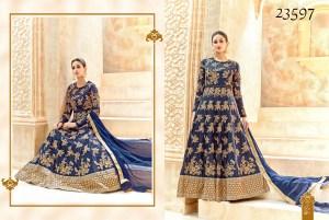 Shaleena Bridal Wedding Anarkali Suits 23597
