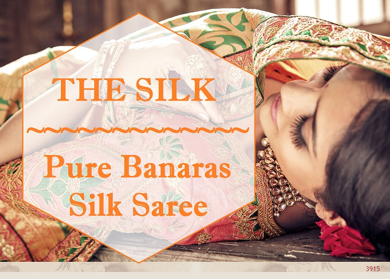 Shop The Silk Banaras Pure Silk Saree Online