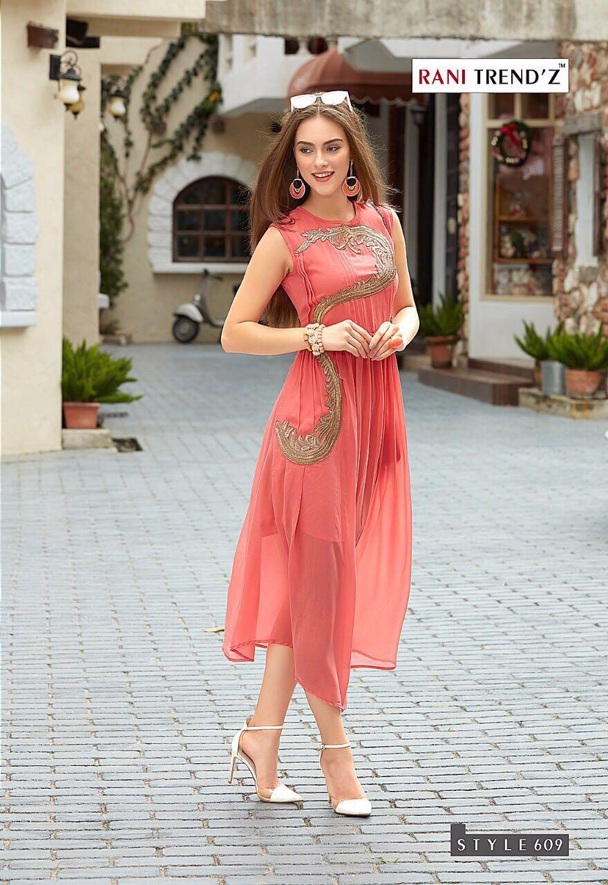 Rani Trendz Western Dresses (PART A) 612