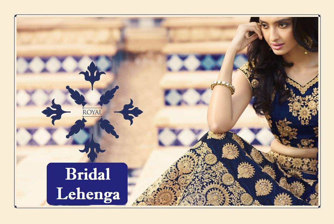 Shop Royal Bridal Lehenga Designs Online