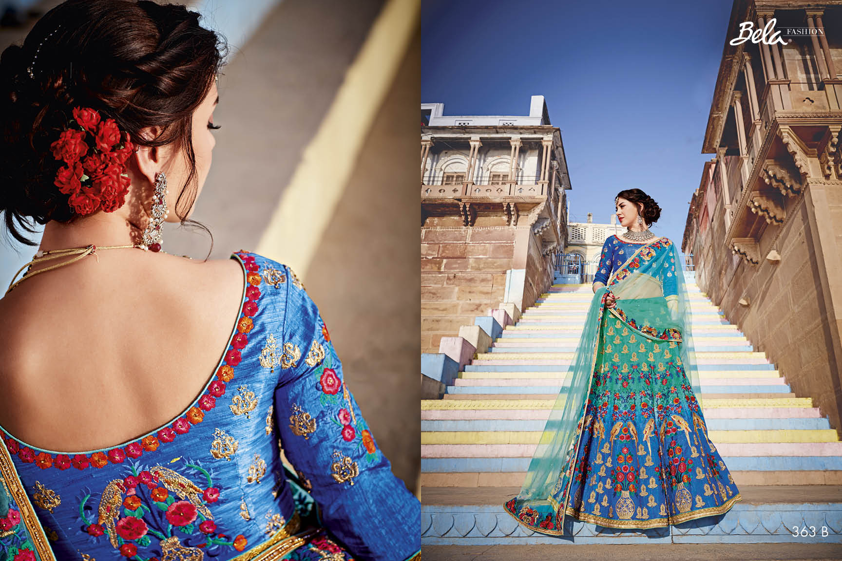 Bela Fashion's Sharanya Bridal Lehenga